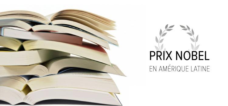 Prix Nobel d'Amerique Latine