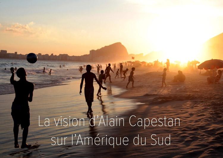 Interview Alain Capestan
